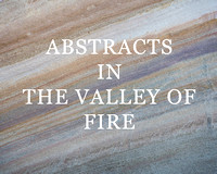 Abstracts in the Valley of Fire